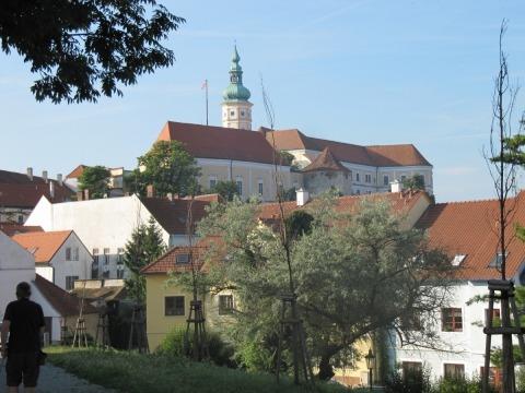 Středověký Nikolsburg